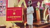 """Ngày 8 3 """"đặc biệt"""" của các nữ giảng viên trường Đại học Kiểm sát Hà Nội"""