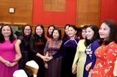 Báo Nga Phụ nữ Việt Nam có mặt trong tất cả lĩnh vực trọng yếu