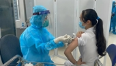 377 người đã được tiêm vắc xin phòng COVID-19 trong ngày đầu tiên