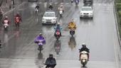 Miền Bắc trời rét, mưa nhỏ, miền Nam nắng nóng