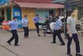Nhóm nhân viên bảo vệ ẩu đả với người dân trong bệnh viện