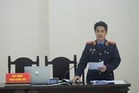 Phúc thẩm vụ Đồng Tâm Kiểm sát viên đối đáp đầy đủ, chặt chẽ, thuyết phục