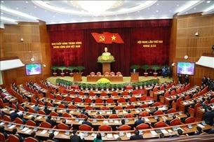 Triển khai Nghị quyết Đại hội Đảng lần thứ XIII Tập trung vào 8 nội dung lớn