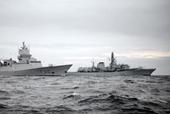Hải quân Anh tiến sát biên giới Nga ở Bắc Cực, Nga dọa đáp trả