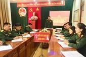 VKSQS Quân khu 4 phát động đợt thi đua chào mừng 60 năm ngày truyền thống