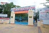 Sáp nhập Trường CĐSP Ninh Thuận vào Trường Đại học Nông lâm TP HCM