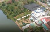 """Biệt thự """"hoành tráng"""" xây dựng không phép, ngang nhiên tọa lạc tại TP Bảo Lộc"""