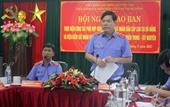 Viện cấp cao 2 và VKSND 12 tỉnh miền Trung -Tây Nguyên Thực hiện, hoàn thành tốt các nhiệm vụ, mục tiêu