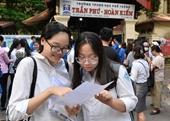 Hơn 90 ngàn thí sinh thi vào lớp 10 công lập Hà Nội sẽ thi thêm môn thứ tư