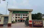 Vi phạm đạo đức lối sống, Chủ tịch UBND thị trấn Cẩm Xuyên bị điều chuyển công tác