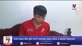 Thái Nguyên bắt đối tượng mua bán 3 bánh heroin