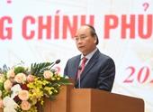 Thủ tướng Nguyễn Xuân Phúc  Giải quyết dứt điểm tình trạng chậm, nợ ban hành văn bản pháp luật