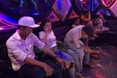 Hàng chục nam, nữ tụ tập sử dụng ma túy trong phòng karaoke