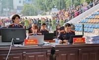 Kiểm sát viên trong vụ án cô gái giao gà ở Điện Biên
