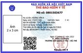 Thẻ BHYT mẫu mới sẽ được sử dụng trên toàn quốc từ ngày 01 4 2021