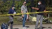 HY HỮU Máy bay rơi trúng ô tô ở Florida, Mỹ