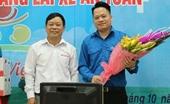 Người đầu tiên của trường ĐH Kiểm sát Hà Nội nhận giải thưởng Lý Tự Trọng