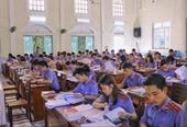 148 công chức trúng tuyển kỳ thi Kiểm tra viên năm 2020