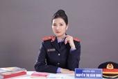 Nữ chuyên viên VKSND TP Hồ Chí Minh đốn tim cộng đồng mạng