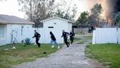 Kho pháo hoa nổ như bom làm rung chuyển trung tâm TP Ontario, California