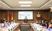 VKSND tối cao tổ chức Hội nghị tập huấn đấu thầu qua mạng