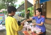 Ảnh dự thi Nét đẹp cán bộ, công chức ngành Kiểm sát  Nữ Kiểm tra viên nơi địa đầu Hà Giang