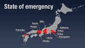 Nhật Bản dỡ bỏ tình trạng khẩn cấp về corona virus