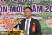 Giám đốc Sở NN PTNT giữ chức Phó Chủ tịch UBND tỉnh Sơn La