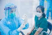Những đối tượng cần hoãn tiêm vắc xin COVID-19