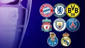 Bốc thăm tứ kết Champions League Những trận chiến sống còn