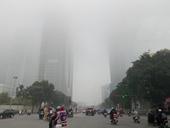 Miền Bắc mưa phùn, sương mù bao phủ, miền Nam nắng nóng