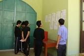 VKSND tối cao hướng dẫn công tác kiểm sát bảo đảm quyền bầu cử của người bị tạm giữ, tạm giam