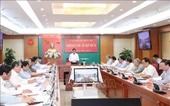 Đề nghị thu hồi, hủy bỏ các quyết định không đúng quy định về công tác cán bộ tại Vĩnh Phúc