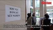 Các phóng viên xét nghiệm SARS-CoV-2 phục vụ kỳ họp thứ 11, Quốc hội khoá XIV