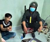 Hàng trăm cảnh sát vây bắt, khám xét, bắt giữ hai vợ chồng trùm xã hội đen
