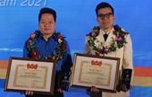 99 cán bộ Đoàn xuất sắc nhận giải thưởng Lý Tự Trọng 2021