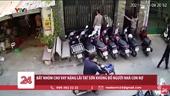 Tp Hồ Chí Minh bắt nhóm cho vay nặng lãi tạt sơn khủng bố người nhà con nợ