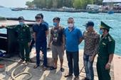 Xác định đối tượng cầm đầu trong vụ án đưa người vượt biên trái phép tại Phú Quốc