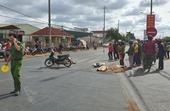 Va chạm kinh hoàng giữa xe khách và xe máy, 3 người thương vong
