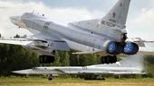 Thiên nga trắng Tu-22M3 của Nga gặp tai nạn hy hữu, 3 phi công tử nạn