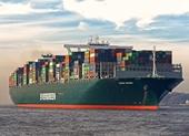 Tàu container khổng lồ mắc cạn, kênh đào Suez tắc nghẽn