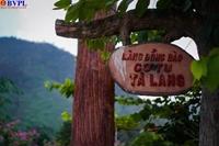 Ghé thăm làng đồng bào dân tộc Cơ tu thanh bình