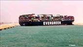 Vụ tàu hàng mắc cạn tại kênh đào Suez Thảm họa tàu container lớn nhất thế giới