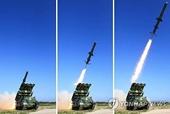 Triều Tiên phóng 2 tên lửa đạn đạo ngay sau khi Bộ trưởng Quốc phòng Mỹ thăm Hàn Quốc