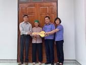 VKSND TP Cẩm Phả bàn giao nhà Đại đoàn kết tặng hộ nghèo