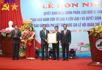 Lễ hội Quán Thế Âm Ngũ Hành Sơn trở thành Di sản văn hóa phi vật thể quốc gia