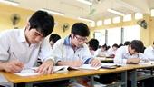 Thi tốt nghiệp THPT 2021 Những điểm mới đáng chú ý