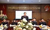 VKSND cấp cao tại Hà Nội gặp mặt cán bộ, công chức trẻ