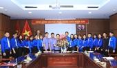 Đảng ủy VKSND tối cao chúc mừng Đoàn thanh niên VKSND tối cao