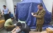 Phát hiện hơn 2 000 sản phẩm pin dự phòng giả hãng Samsung